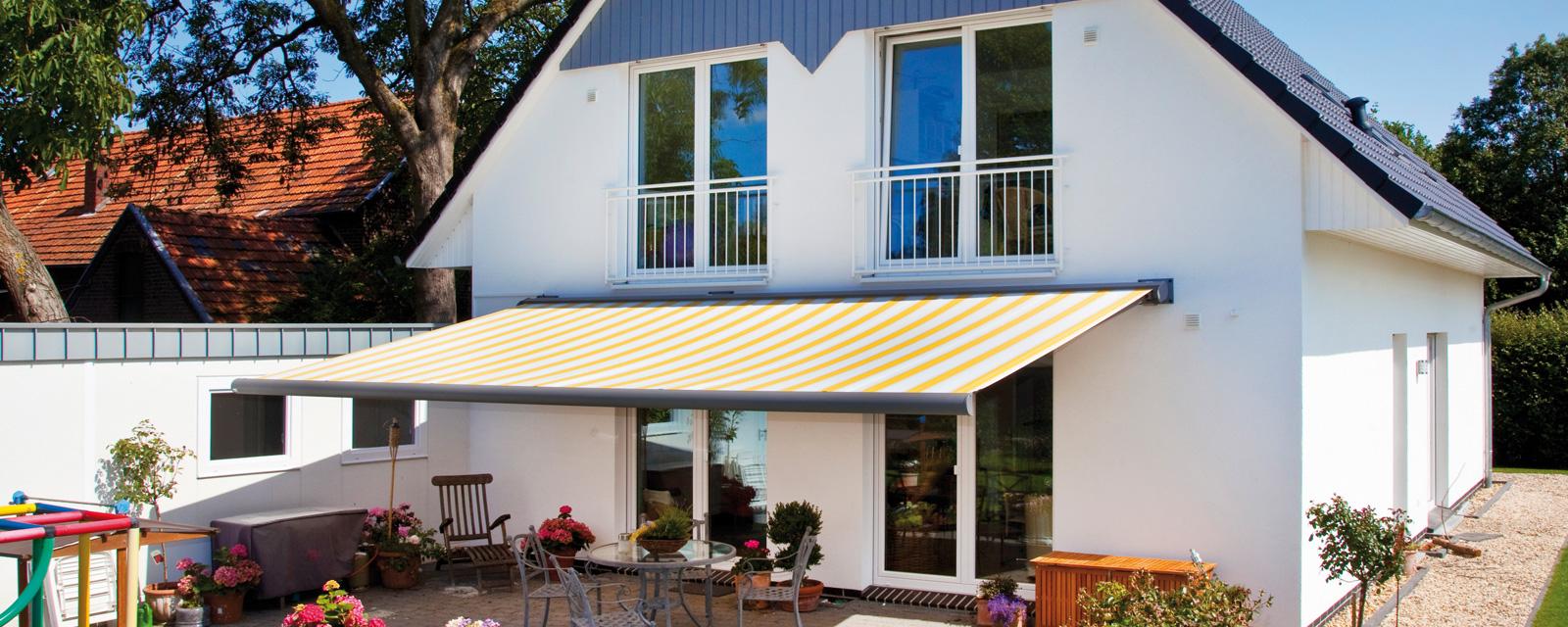Markise Und Der Richtige Sonnenschutz Für Ihr Haus